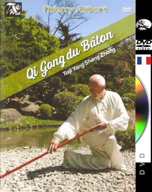 Dvd Qi Gong