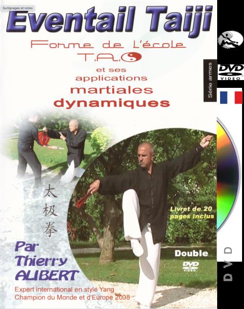 Dvd armes du Tai Chi